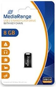 MediaRange USB Mini-Drive 8GB, USB-A 2.0 (MR920)