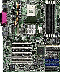 Tyan Trinity i845E (S2099GNNR) (DDR)
