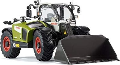Wiking Die-Cast Claas Scorpion 7044 telescopic loader (077347)