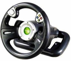 Saitek Adrenalin pedał Free Wheel (Xbox)