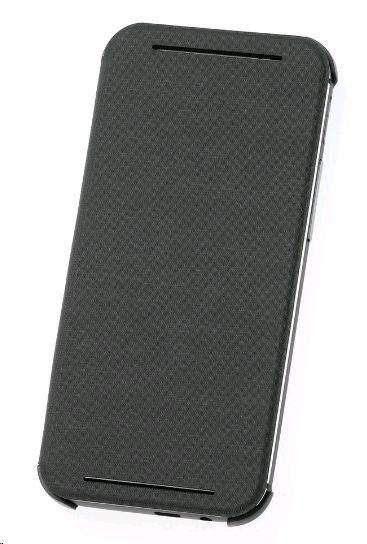 HTC HC-V941 Flip case for One (M8) grey