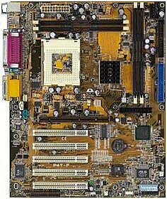 ASUS P4T-F/A, i850 (RDRAM)