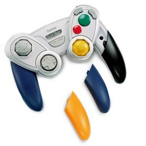 Saitek GameCube pad (GC)