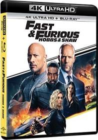 Fast & Furious - Hobbs & Shaw (4K Ultra HD)