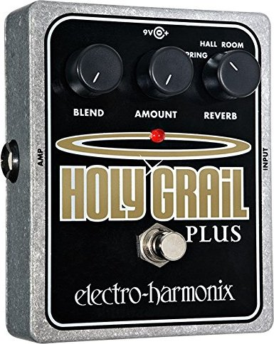 Electro-Harmonix Holy Grail Plus reverb effects unit -- via Amazon Partnerprogramm
