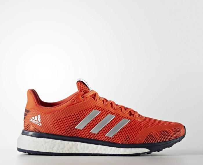 mejores zapatos color rápido oferta adidas Response Plus energy/silver metallic/collegiate navy ...