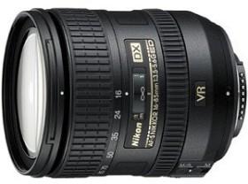 Nikon AF-S DX 16-85mm 3.5-5.6G ED VR black (JAA800DA)