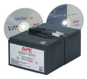 APC Replacement Battery Cartridge 6 (RBC6)