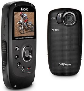 Kodak Zx5 Playsport black (1281062)