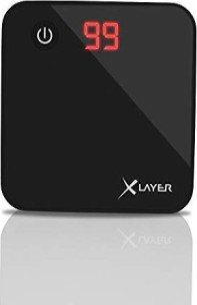 XLayer Powerbank X-Charger 6000mAh black (206911)