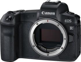 Canon EOS R mit Objektivadapter EF-EOS R (3075C023)