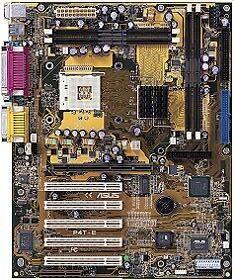 ASUS P4T-E/A, i850 (RDRAM)