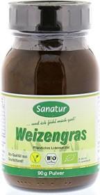 Sanatur Energie & Immunsystem Weizengras Pulver, 90g