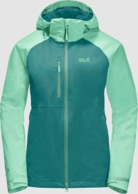 Jack Wolfskin Mount Emin Jacke emerald green (Damen) (1112731-4078)