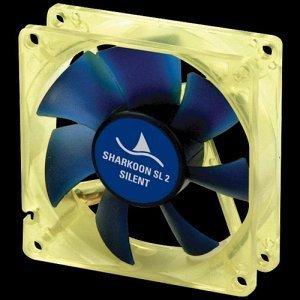 Sharkoon SL2, 80mm