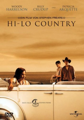 Hi-Lo Country -- via Amazon Partnerprogramm