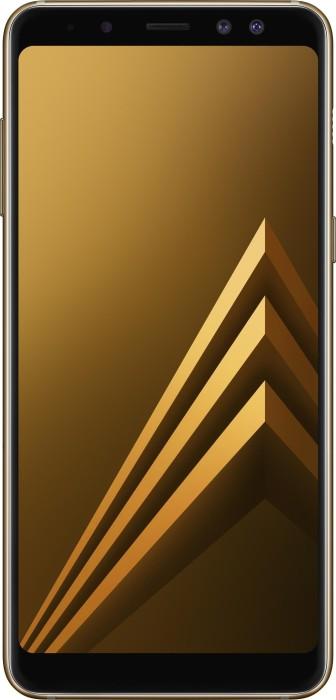 Samsung Galaxy A8 (2018) Duos A530F/DS 32GB gold (SM-A530FZDD)