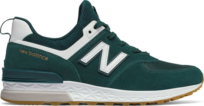 outlet store 7eb47 a5b1d New Balance 574 Sports deep jade/white (men) (MS574FCJ) from £ 69.48
