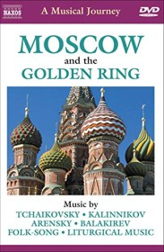 A Musical Journey: Moscow and the Golden Ring (DVD)