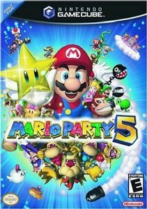 Mario Party 5 (deutsch) (GC)