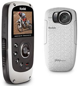 Kodak Zx5 Playsport weiß (1832294)