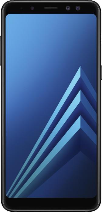 Samsung Galaxy A8 (2018) Duos A530F/DS schwarz