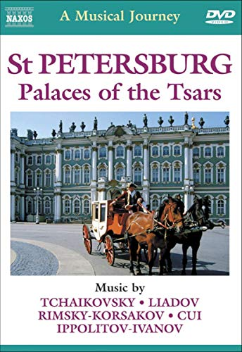 A Musical Journey: St. Petersburg: Palaces of the Tsars -- via Amazon Partnerprogramm