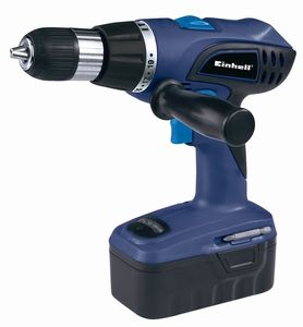 Einhell BT-CD24i cordless screw driller incl. case