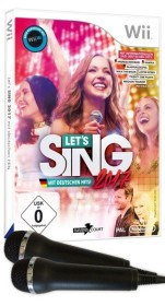 Let's Sing 2017 inkl. 2 Mikrofone (Wii)