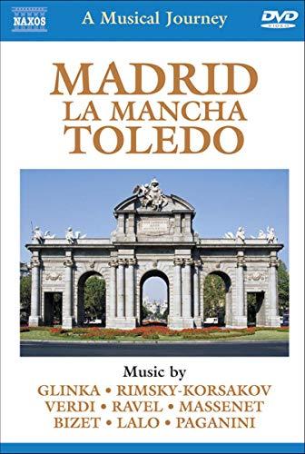 A Musical Journey: Madrid, La Mancha & Toledo -- via Amazon Partnerprogramm