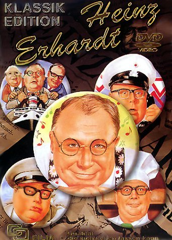 Heinz Erhardt - 5er Schuber -- via Amazon Partnerprogramm