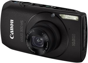 Canon Digital Ixus 300 HS black (4252B009)