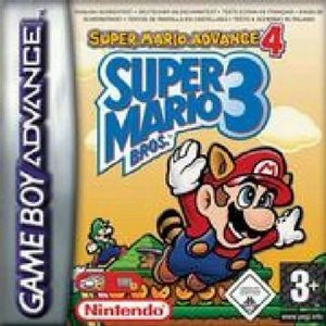 Super Mario Advance 4: Super Mario Bros. 3 (GBA)