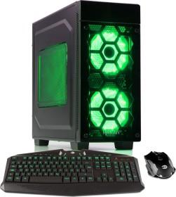 Hyrican Striker 6057 green (PCK06057)