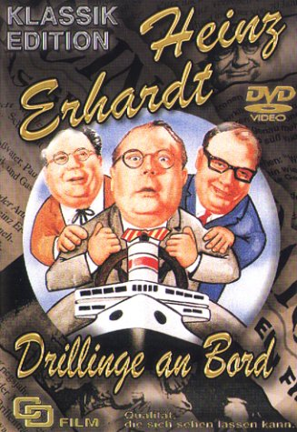 Heinz Erhardt - Drillinge an Bord -- via Amazon Partnerprogramm