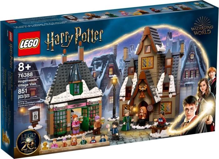 LEGO Harry Potter - Besuch in Hogsmeade (76388)