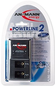 Ansmann Powerline 2 (5107043)