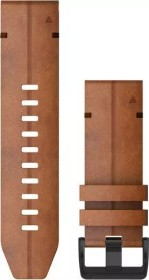 Garmin Ersatzarmband QuickFit 26 Leder chestnut leather (010-12864-05)