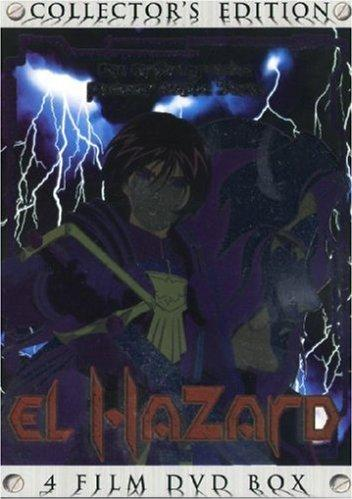 El-Hazard Vol. 2 (Folgen 3-6) -- via Amazon Partnerprogramm