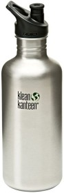 Klean Kanteen Classic Brushed Stainless 0.8l Trinkflasche