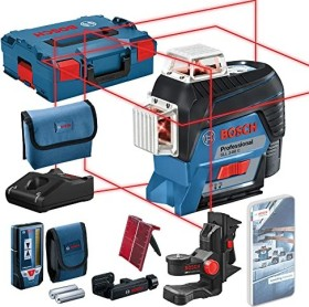 Bosch Professional GLL 3-80 C line laser incl. L-Boxx + rechargeable battery 2.0Ah (0601063R05)
