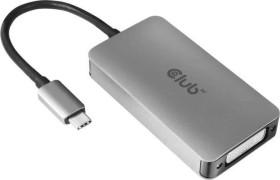 Club 3D CAC-1510-A, USB-C on DVI adapter
