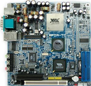 VIA (VPSD) EPIA TC6000, Mini-ITX (SO-DDR)