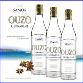 Giokarinis Ouzo Samos 700ml