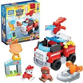 Mattel Mega Bloks Paw Patrol Marshalls Feuerwehr (GYJ01)