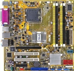ASUS P5B-VM (90-MBB4R5-G0EAYVZ)