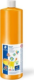 Staedtler Noris Club 8811 Fingerfarbe 750ml, orange (8811-4 D)