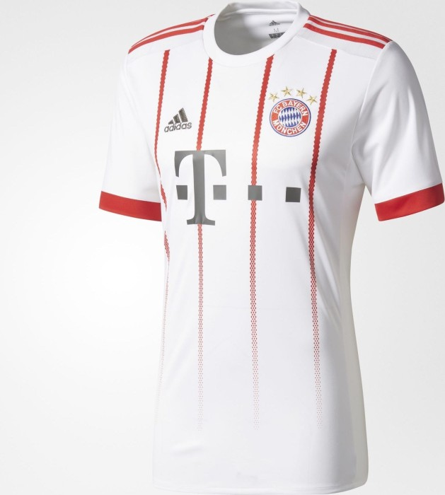 sports shoes d4393 ec64f adidas FC Bayern München Champions League Trikot Shirt kurzarm 2017/2018  (Herren) (CD6588) ab € 35,89