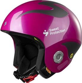 Sweet Protection Volata MIPS Helm gloss fuchsia metallic (840064-GSFMC)