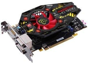 XFX Radeon HD 5830, 1GB GDDR5, 2x DVI, HDMI, DisplayPort (HD-583X-ZNFV)
